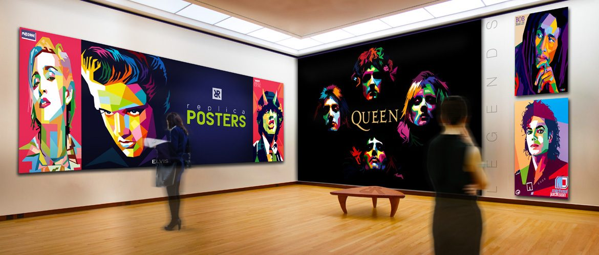 Custom Large Format Poster Printing | Replica San Diego